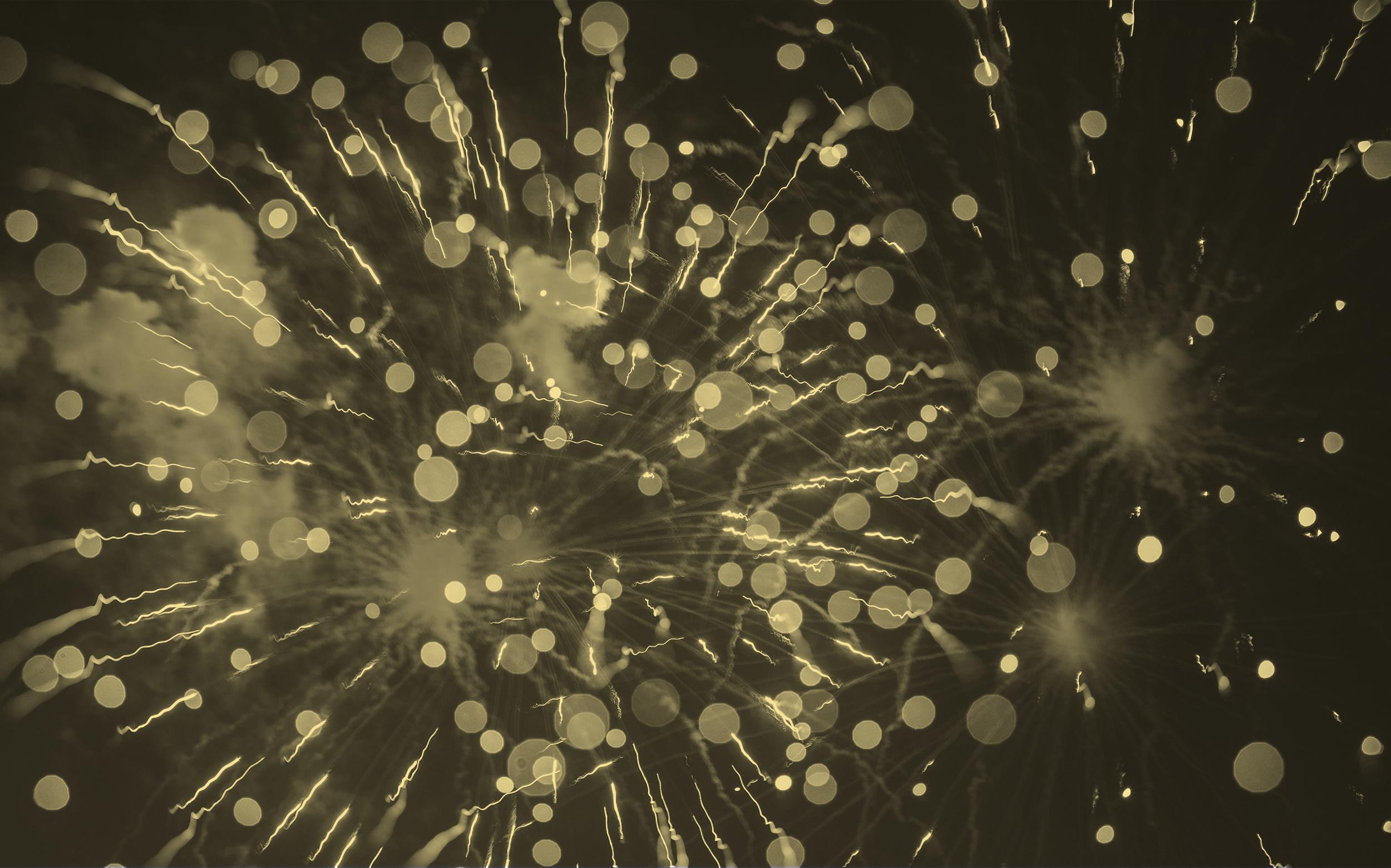 A contagem do tempo e a narrativa do ano novo